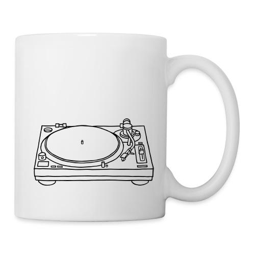 record player - Coffee/Tea Mug