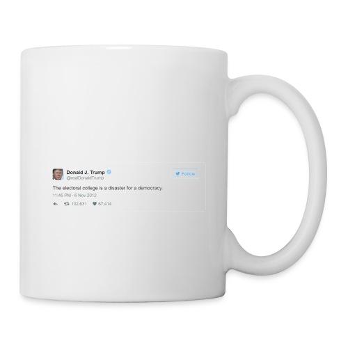 Occasionally, He Tells the Truth - Coffee/Tea Mug