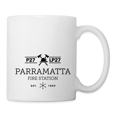 Parramatta Fire Station B - Coffee/Tea Mug
