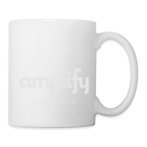 amplify logo - Coffee/Tea Mug