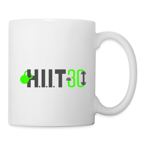 HIIT30_White - Coffee/Tea Mug