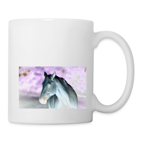 Just an inverted horse - Coffee/Tea Mug