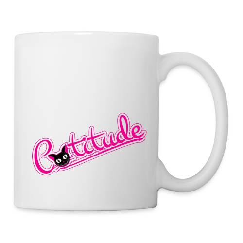 Catitude - Coffee/Tea Mug