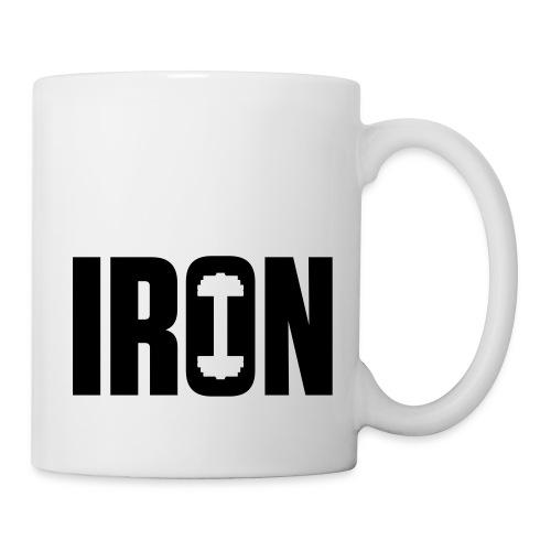 IRON WEIGHTS - Coffee/Tea Mug