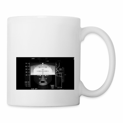 Aircraft Instrument - Coffee/Tea Mug