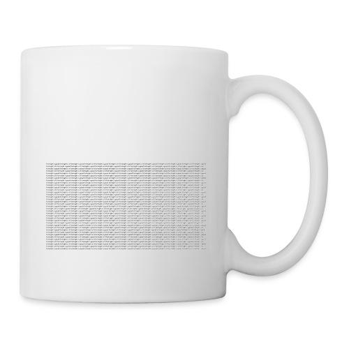 afp says its lit - Coffee/Tea Mug