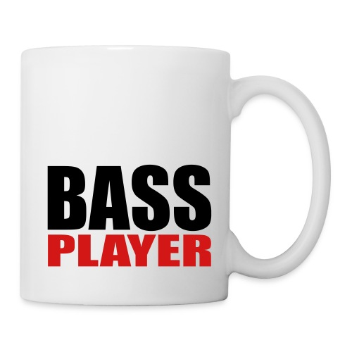 Bass Player - Coffee/Tea Mug