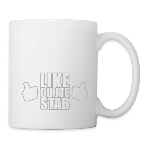 Like ou jte stab - Coffee/Tea Mug