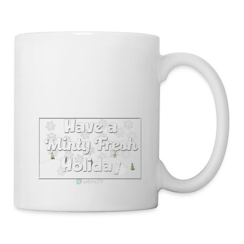 Minty Fresh Holidays - Coffee/Tea Mug