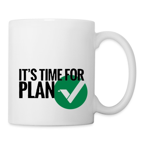 Time for Plan V(ertcoin) - Coffee/Tea Mug