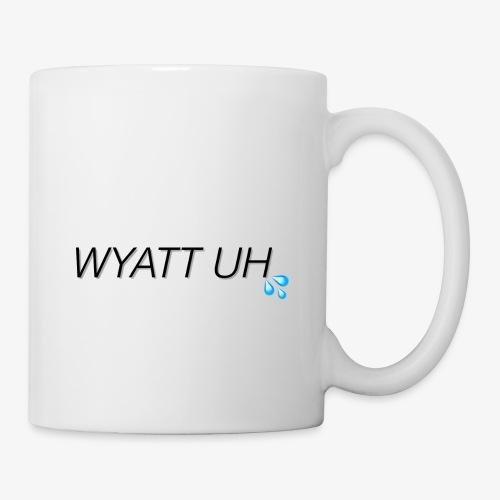 Wyatt Uh - Coffee/Tea Mug