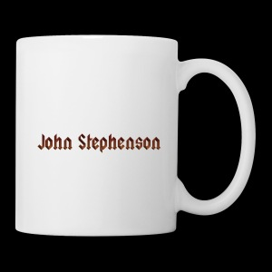John Stephenson - Coffee/Tea Mug