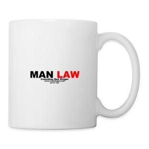 MAN LAW - Coffee/Tea Mug