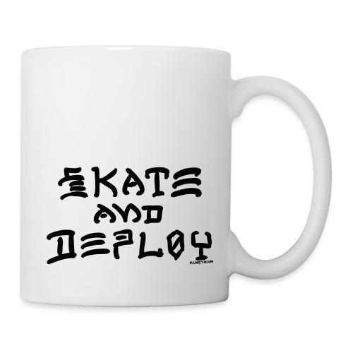 Skate and Deploy - Coffee/Tea Mug