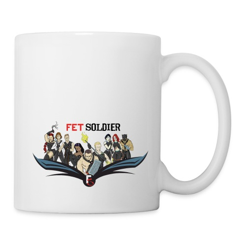 FetSoldier - Group - Coffee/Tea Mug