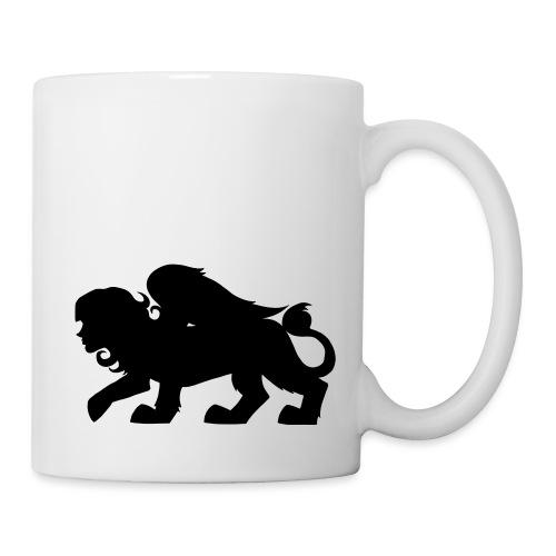 Sphynx Silhouette - Coffee/Tea Mug