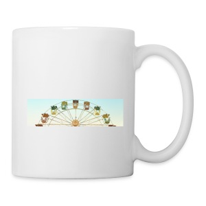header_image_cream - Coffee/Tea Mug