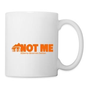 NDP doesn't speak for ME! - Coffee/Tea Mug