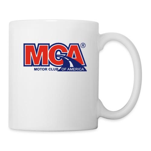 MCA_Logo_WBG_Transparent - Coffee/Tea Mug