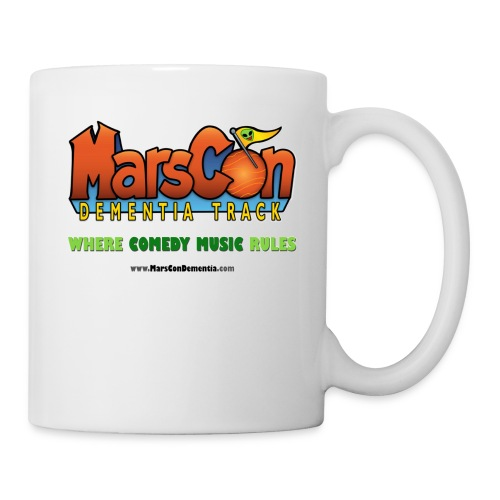 Marscon Dementia Logo - Coffee/Tea Mug