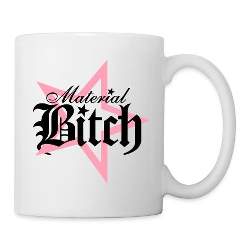 Material Bitch Logo - Coffee/Tea Mug