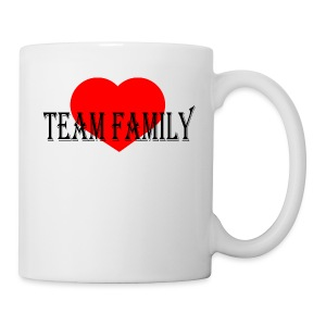 Team Family - Coffee/Tea Mug