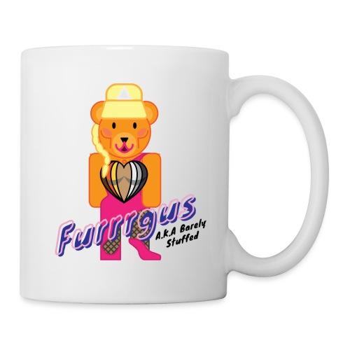 Barely Stuffed - Coffee/Tea Mug