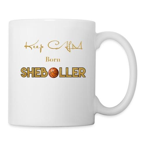 Girl Basketball shirt - Coffee/Tea Mug