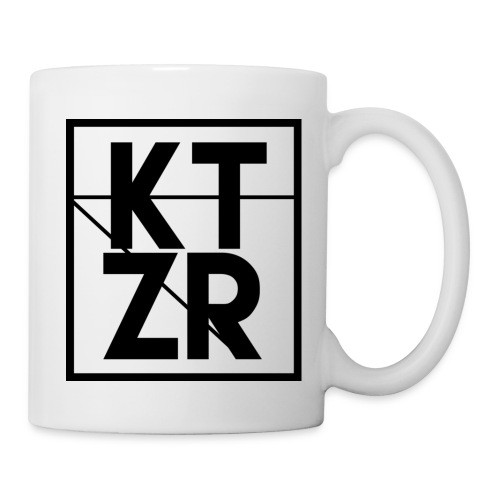 KTZR Logo - Coffee/Tea Mug