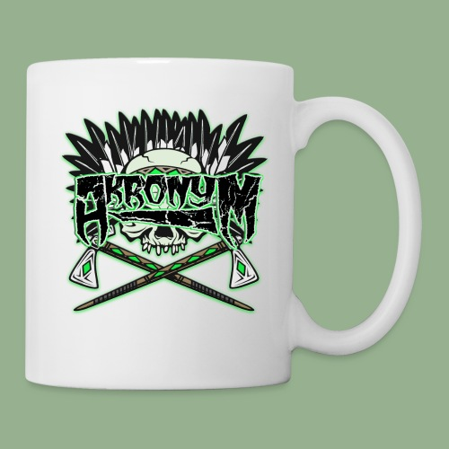 Akronym Skull and Logo - Coffee/Tea Mug