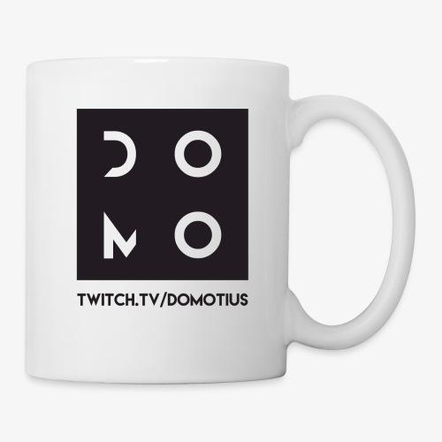 Domotius Logo Branding - Coffee/Tea Mug