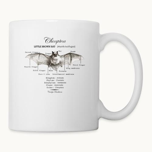 LITTLE BROWN BAT- CAROLYN SANDSTROM - Coffee/Tea Mug