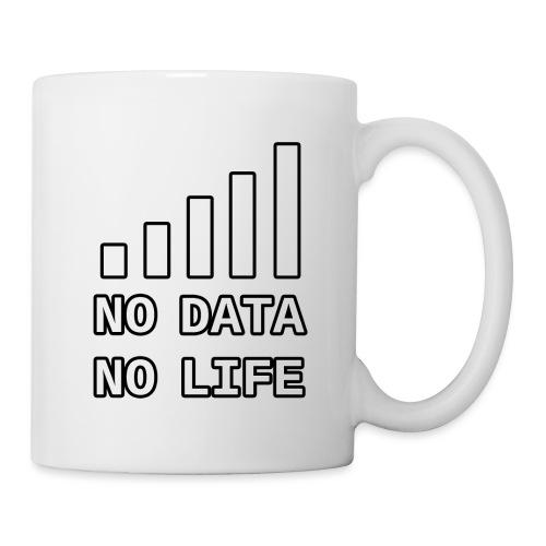 No Data, No Life - Coffee/Tea Mug