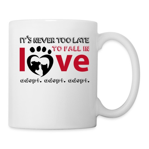 adpot - Coffee/Tea Mug