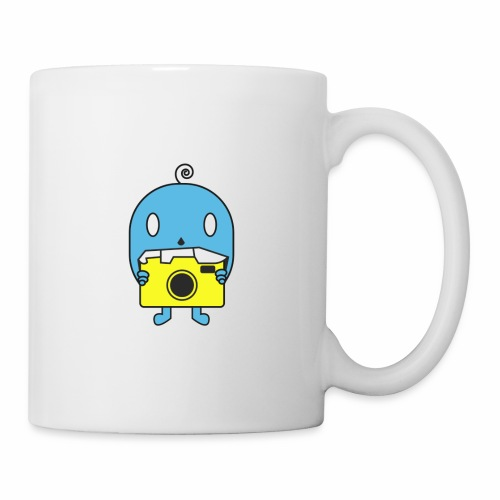 Tiny Photographer - Coffee/Tea Mug