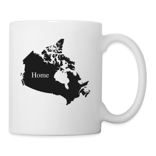 Canada Home - Coffee/Tea Mug