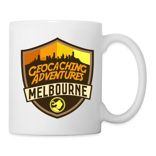 GCMelb Orange - Coffee/Tea Mug