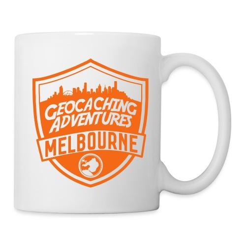 GCMelb vector - Coffee/Tea Mug