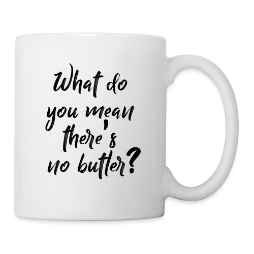 Butler Please - Coffee/Tea Mug