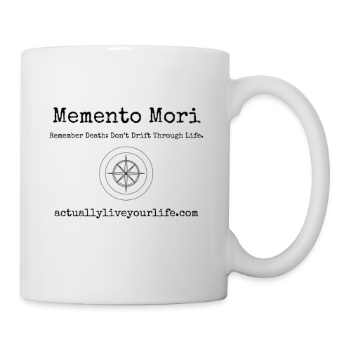 Remember Death - Coffee/Tea Mug