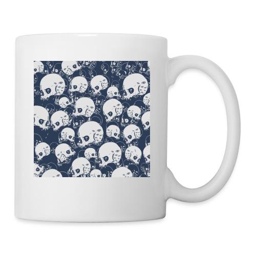 Skul Doodle - Coffee/Tea Mug