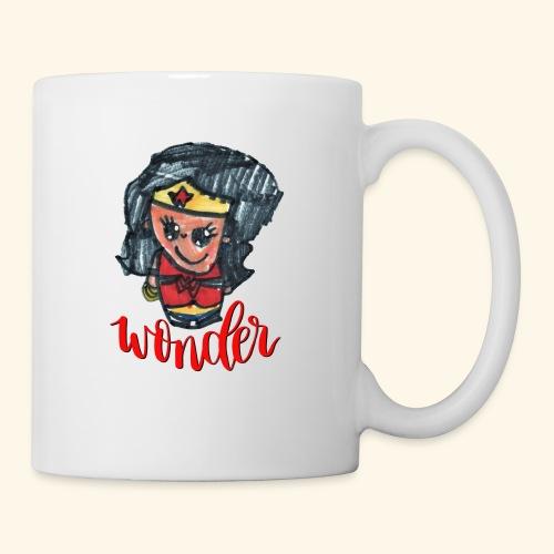 Wonder Hair - Coffee/Tea Mug