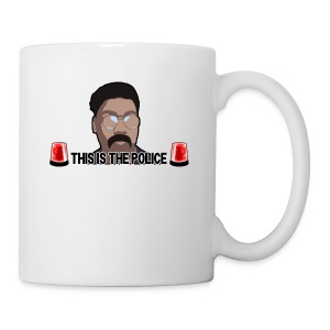 THIS IS THE POLICE - Coffee/Tea Mug
