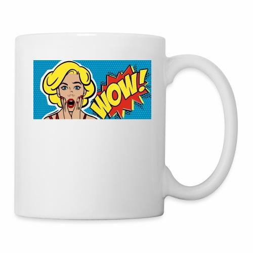 WOW - Coffee/Tea Mug