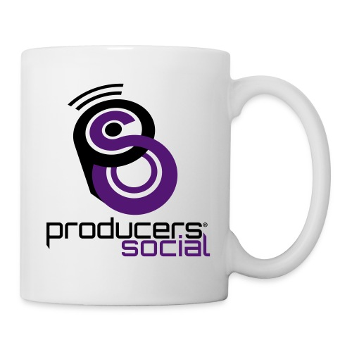 ProducersSocial Large - Coffee/Tea Mug