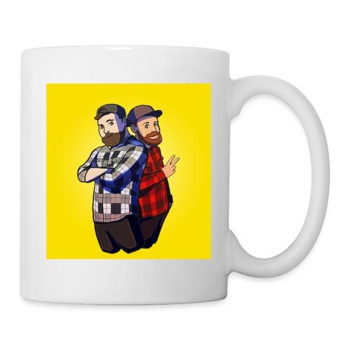 Back To Back - Coffee/Tea Mug