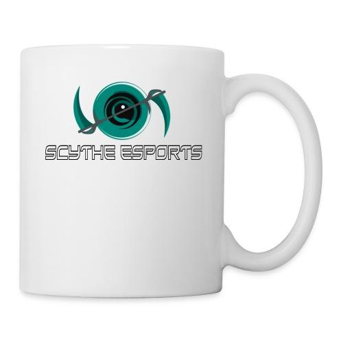 HighResScytheLogoWithType - Coffee/Tea Mug