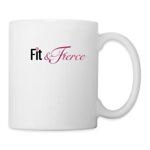 Fit Fierce - Coffee/Tea Mug