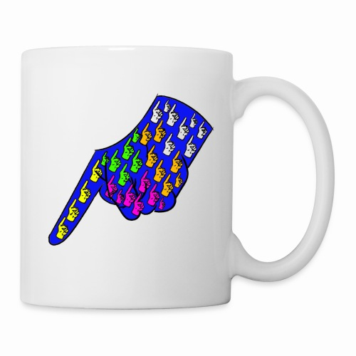 Finger - Coffee/Tea Mug
