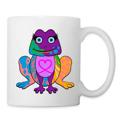 I heart froggy - Coffee/Tea Mug